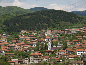 Pazardzhik Province - The village of Oborishte.