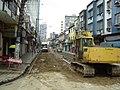 Obras de instalação dos Trilhos de Bonde (tram rails) - panoramio.jpg
