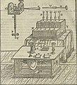 Oculus artificialis teledioptricus, sive, Telescopium - ex abditis rerum naturalium and artificialium principiis protractum novâ methodo, eâque solidâ explicatum ac comprimis è triplici fundamento (14779017681).jpg