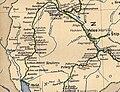 Ohrid railway line map (Eisenbahn und Verkehrs-Atlas von Europa).jpg