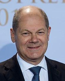 olaf scholz - Wolfgang Schauble Lebenslauf