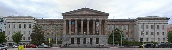Museo Smithsonian.Museo Smithsoniano De Arte Americano Wikipedia La Enciclopedia Libre