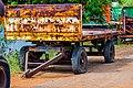 Old multi-purpose trailer in Industrial Side, Selibe-Phikwe.jpg