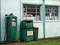 Old petrol pump - geograph.org.uk - 964645.jpg