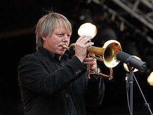 Ole Edvard Antonsen - Ole Edvard Antonsen at the StatoilHydro free concert in Stavanger 2008.