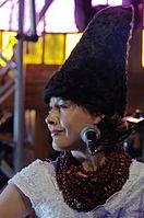 Olena Tsibulska (DakhaBrakha) (Haldern Pop 2013) IMGP6613 smial wp.jpg