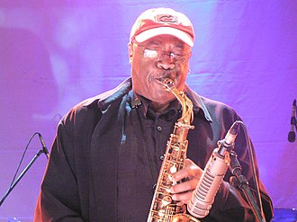 Oliver Lake - Lake performing in 2007