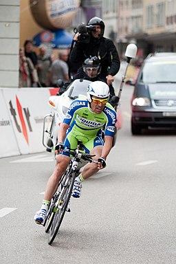 Oliver Zaugg - Tour de Romandie 2010, Stage 3