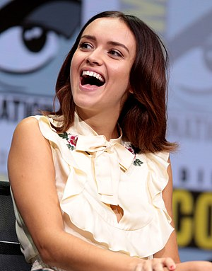 Olivia Cooke - Cooke at the 2017 San Diego Comic-Con