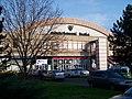 Olomouc-Lazce, U sportovní haly 2, sportovní hala (01).jpg