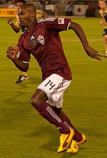 Omar Cummings Jamaican footballer