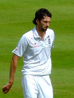 Graham Onions English cricketer