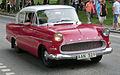 Opel Rekord P 2D 1960 - Falköping cruising 2013 - 1729.jpg