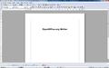 OpenOffice.org Writer, Windows 7.png