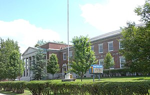 Orange, New Jersey - Orange Middle School