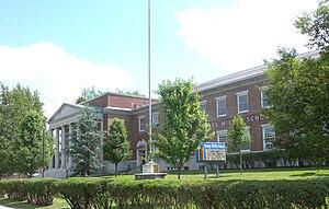 Orange, New Jersey - Orange Middle School