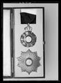 Ordenstecken för riddare och kommendör av Indiska Imperieorden (KCIE), Storbritannien - Livrustkammaren - 52867.tif