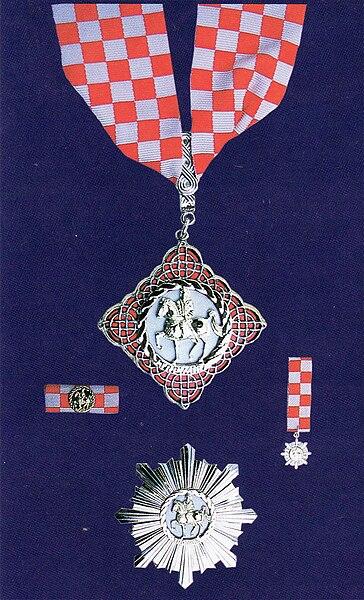 Archivo: Orden del duque Trpimir.jpg