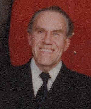 Minister of Climate and the Environment - Image: Ordfører Olav Gjærevoll (1980) (9462991591)