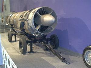 Orenda Engines - An Orenda Iroquois engine