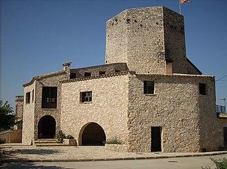 Orpí - Orpí castle