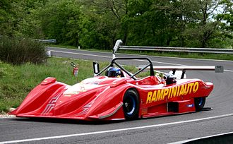 Osella - BMW-powered Osella PA20