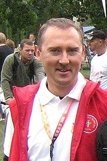 Ryszard Ostrowski Polish middle-distance runner