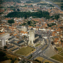 Skyline of Oudenaarde