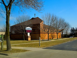 Our Redeemer Lutheran Church Our Redeemer Lutheran Church Madison, WI - panoramio.jpg