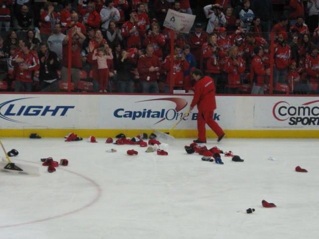 Ovechkin hat-trick (February 7, 2010)