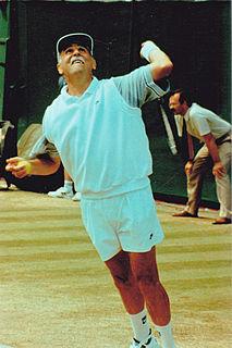 Owen Davidson Australian tennis player