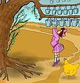 Oz Dorothy and Billina by Koehne.jpg