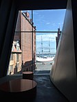 Ozeaneum Stralsund and Gorch Fock.jpg