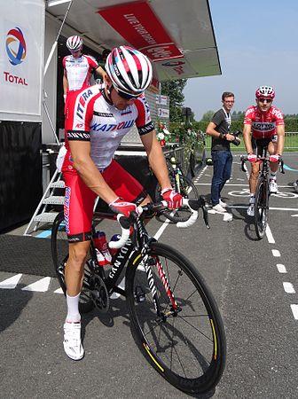 Péronnes-lez-Antoing (Antoing) - Tour de Wallonie, étape 2, 27 juillet 2014, départ (C064).JPG