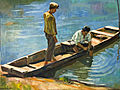 Pólya Fishermen of the Tisza 1935.jpg