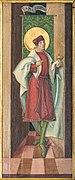 Pöggstall Pfarrkirche Flügelaltar Vitus 01.jpg