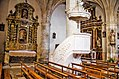 Púlpito de la iglesia de San Juan Bautista de Amaya.jpg