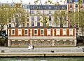 P1240659 Paris V port et quai de la Tournelle Inspection generale navigation rwk.jpg