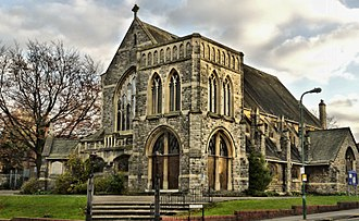 Wallington, London - Wallington Methodist Church