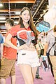 PChome Online Shopping promotional models at TICA 20160730a.jpg