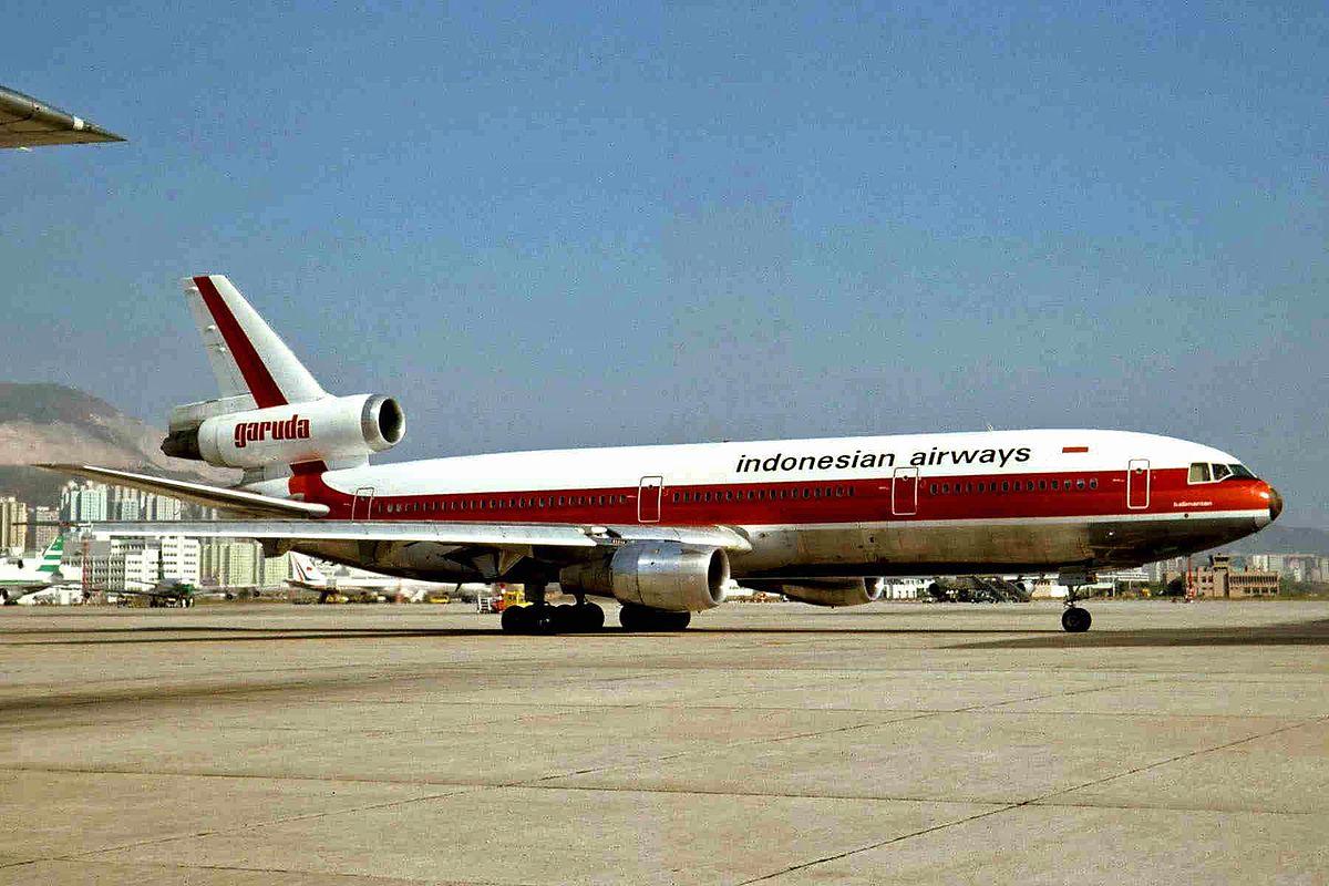 Garuda Indonesia Flight 865 - Wikipedia