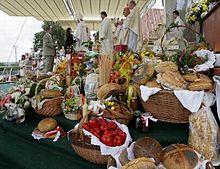 Harvest festival - Wikipedia