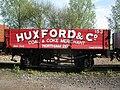 PO wagon, Huxford.jpg