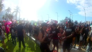 Archivo:PROTEST IN FRONT OF THE CAPITOL OF PUERTO RICO 2019.webm