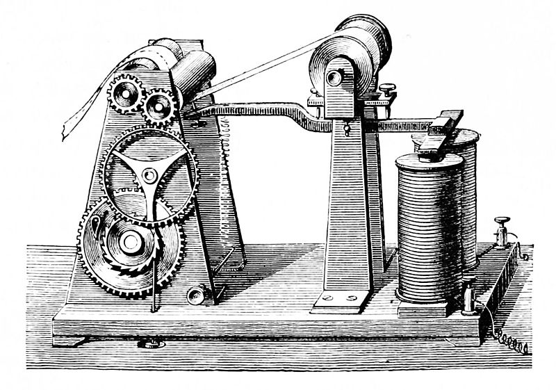 File:PSM V03 D423 Morse telegraph.jpg