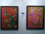 Paintings at Hyderabad airport 19.jpg