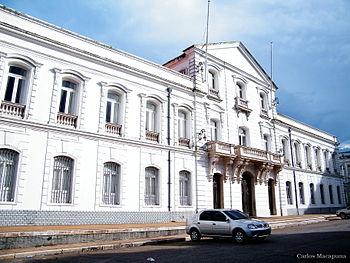 Resultado de imagem para fotos do palácio Lauro Sodré