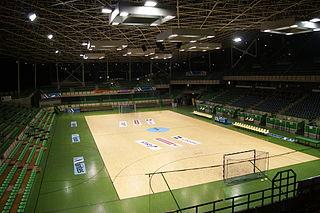 Palais des Sports de Beaulieu Sport center in Nantes