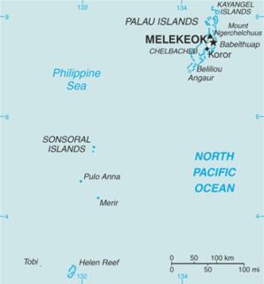 History of Palau