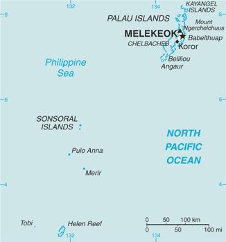 Palau-CIA WFB Map